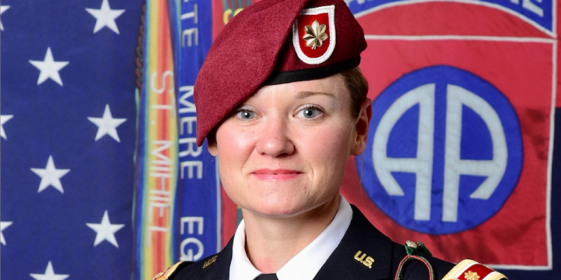 Major Haley Mercer Raises the Bar With Successful Military Career, CrossFit Affiliate Ownership