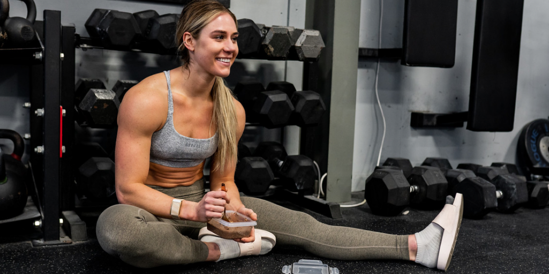 Brooke Wells Signs with Macrostax, Focuses on Nutrition as Final Piece of Preparation for 2021 Season