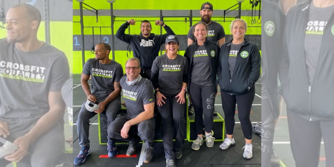 How Ron Webb Helped 100-Plus Access CrossFit During Pandemic