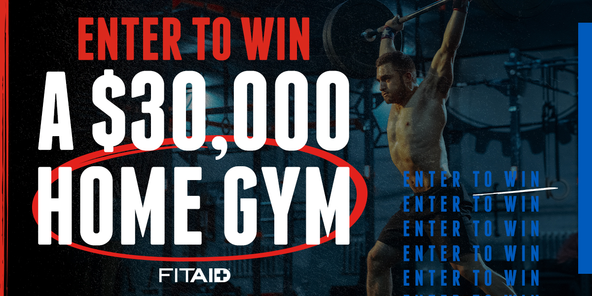 Win Your Very Own Home Gym!