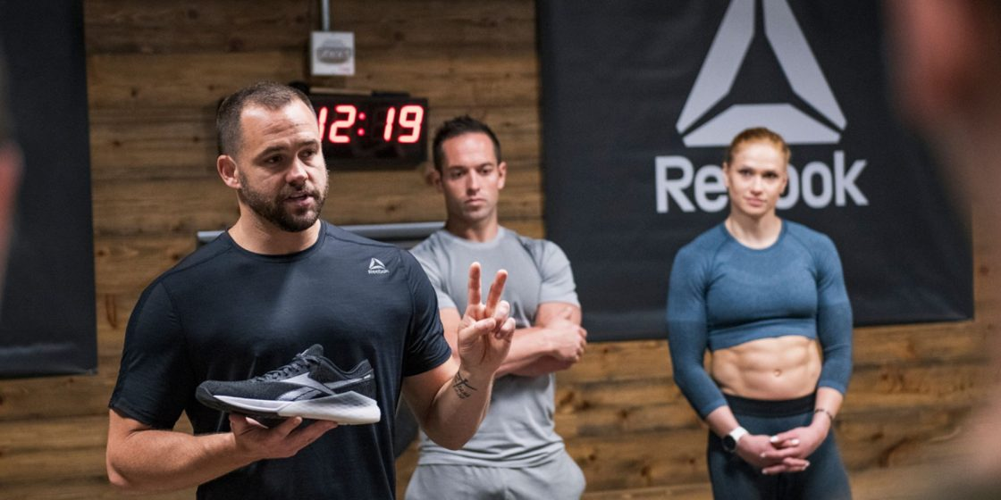 Reebok Reiterates Commitment to CrossFit Community