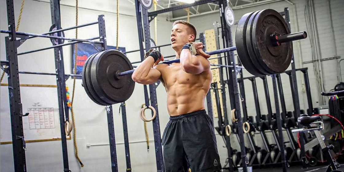 Saxon Panchik Prepares for CrossFit Open 21.3 Announcement vs. Brothers Scott and Spencer