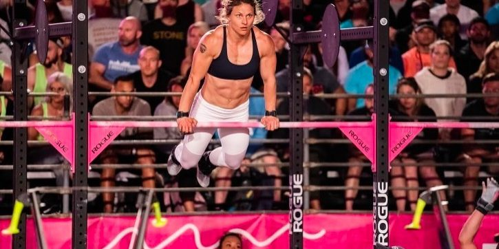 Amy Morton: Setting Her Sights on the CrossFit Games, and So Much More