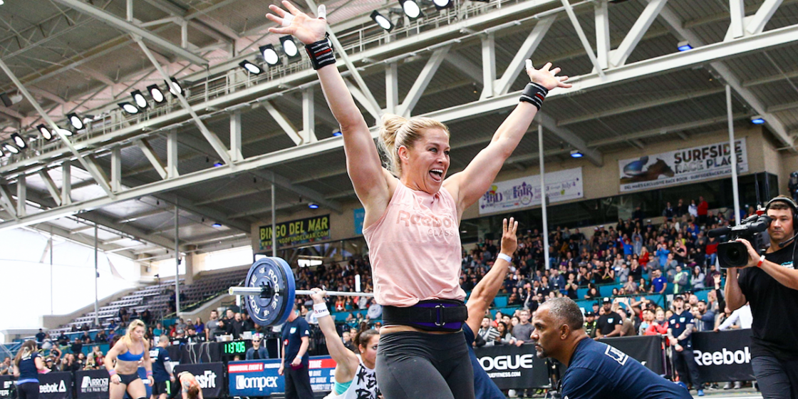 CrossFit Games OGs Headline the Masters 35-39 and 40-44 Leaderboards