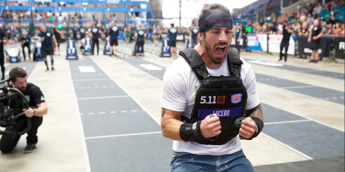 2016 CrossFit Games Competitor Christian Lucero Shifts Focus to Serving Others