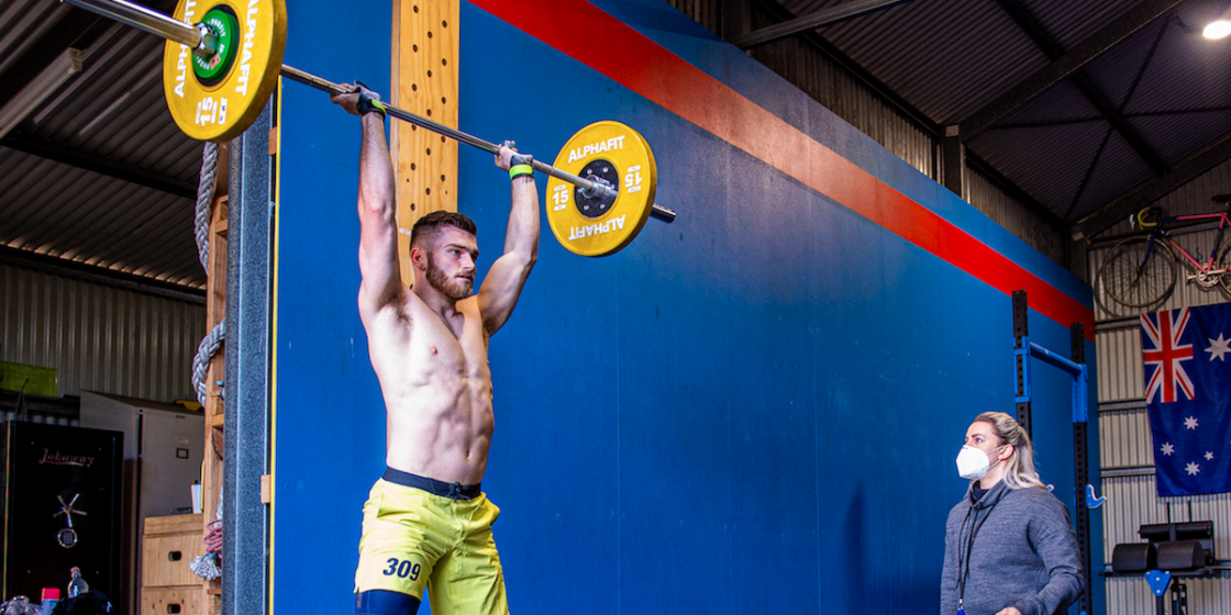 CrossFit Releases Quarterfinals Format and Important Deadlines