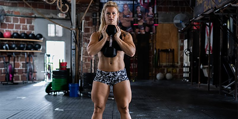 Dani Speegle's Workout of the Week