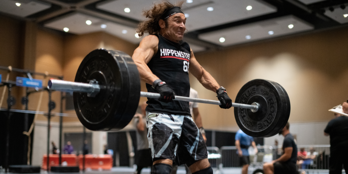 Does the CrossFit Games Need a 70+ Division?