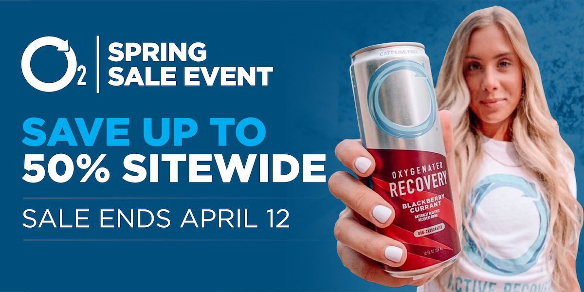 Lemon Lime? Pom Guava? Get Great Hydration Flavor for Less at the O2 Spring Sale Event