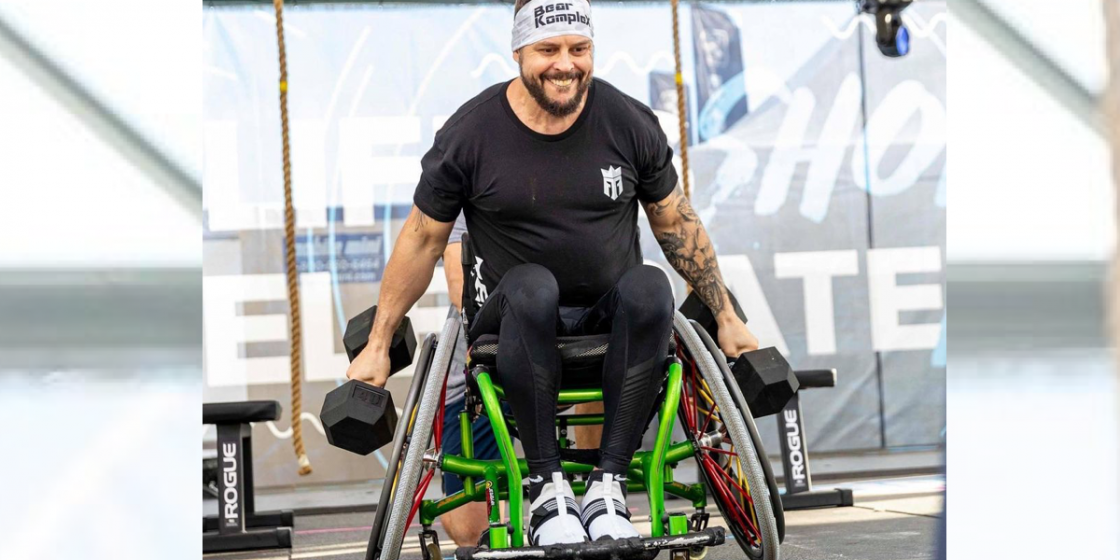 """""""All Adversity is Equal,"""" Says Open Seated Without Hip Second-Place Finisher Jedidiah Snelson"""