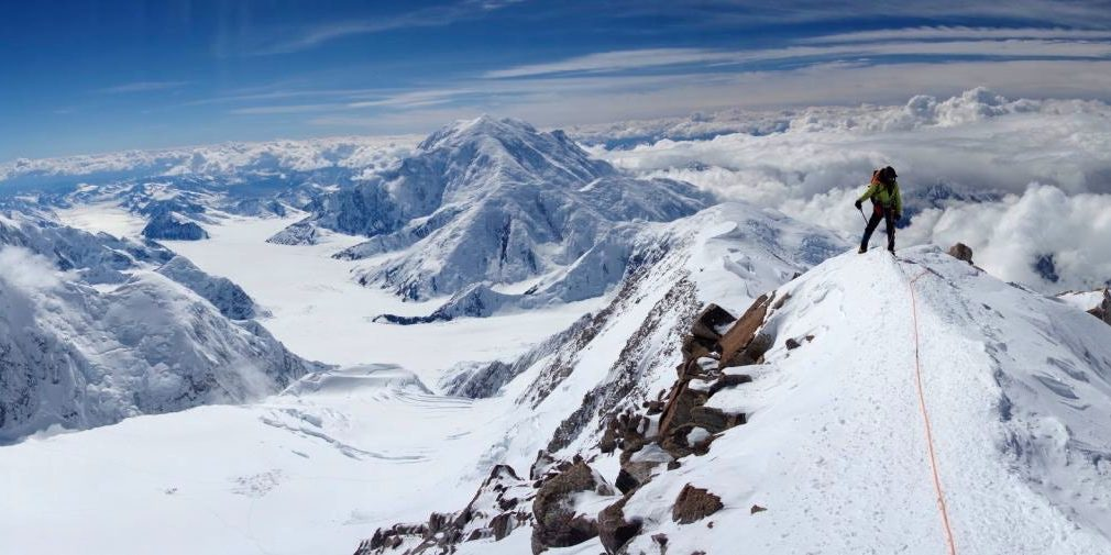 Why I'm Climbing the Tallest Mountain in North America