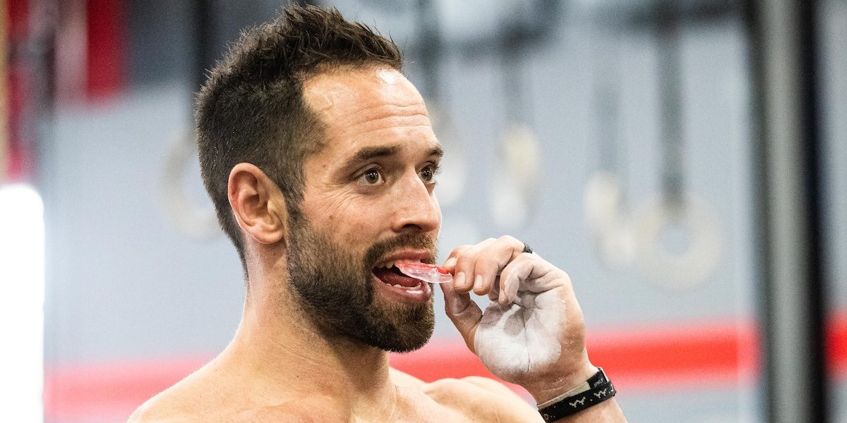 Try the Mouthpiece Backed by Rich Froning