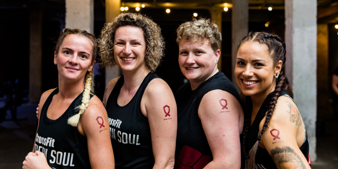 CrossFit Partners with Battle Cancer to Hold Functional Fitness Fundraising Events for Cancer Charities