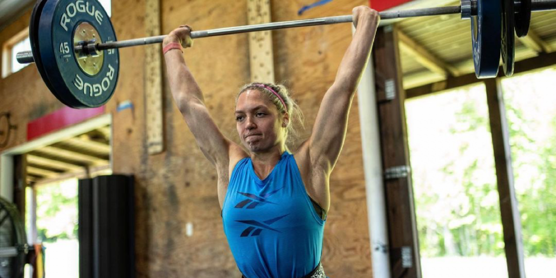 Sleep, Carbs, WHOOP and Rich Froning: How Haley Adams Prepared for the MACC
