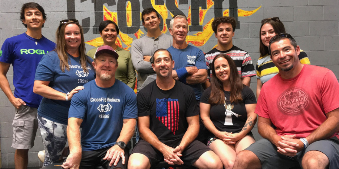 The AGOQ Was a Family Affair at CrossFit Radiate