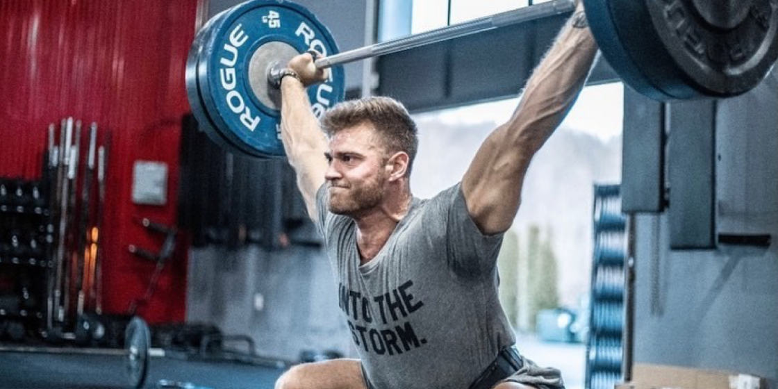 From the Diamond to the MACC: CrossFit Mayhem's Luke Parker Prepares for First Semifinal