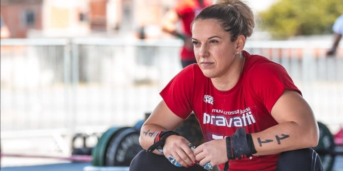 A CrossFit Games Ticket 12 Years In the Making