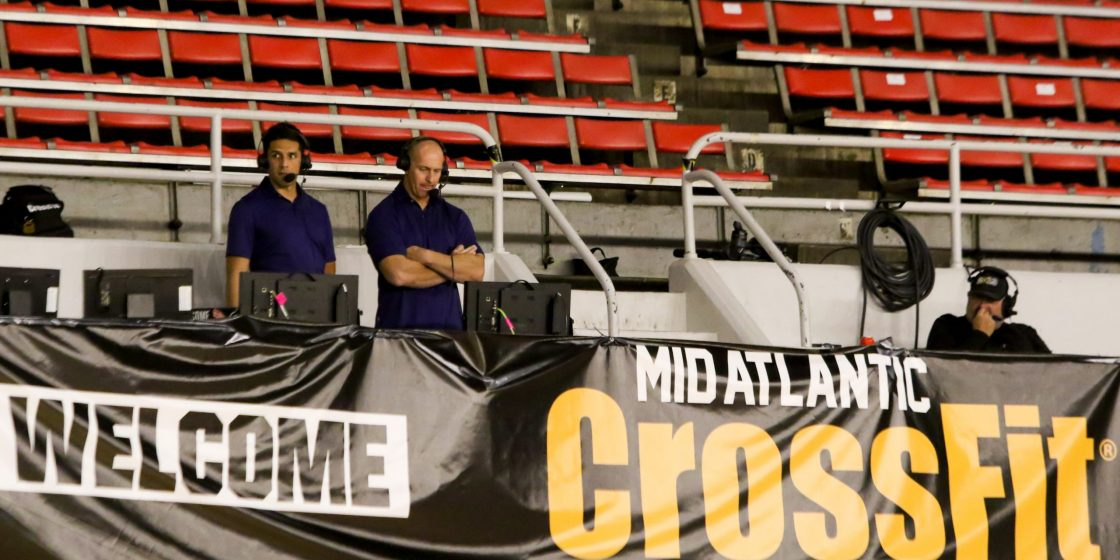 How to Watch: The Mid-Atlantic CrossFit Challenge
