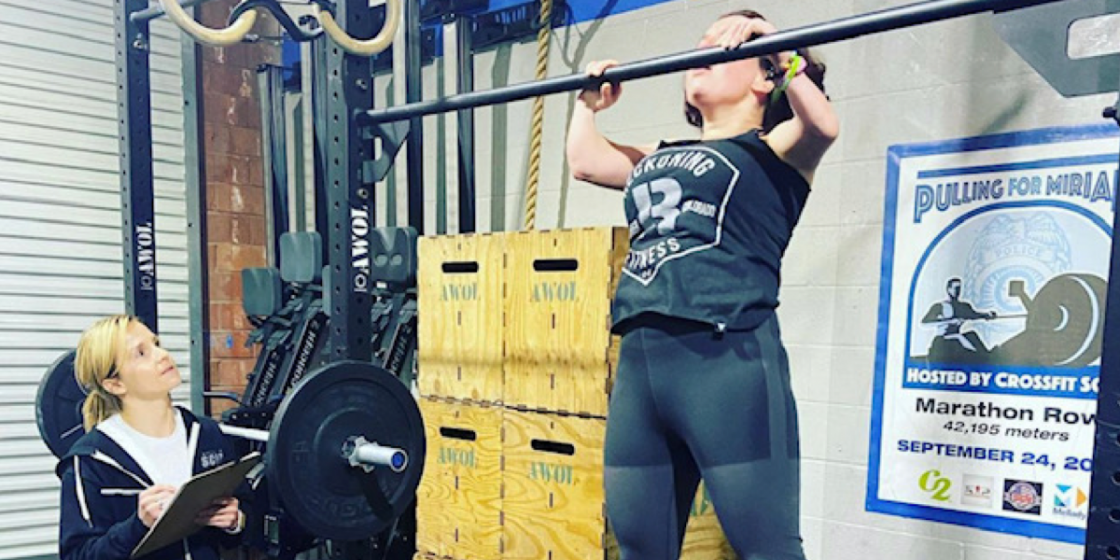 """Sara Vogler: How CrossFit Helped her Open Her Mind to """"What is Possible"""""""
