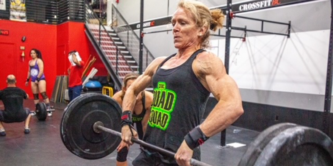 Susan Clarke: Preparing to Fight for a Fifth CrossFit Games Title this Summer