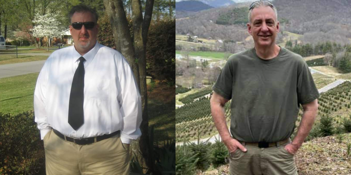 CrossFit Coach Helps Greg Upchurch Shed 140 Pounds, Put Diabetes into Remission During COVID
