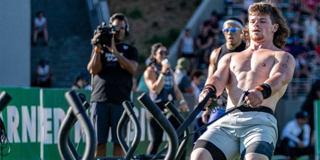 CrossFit Games Rookie Series: Meet Colten 'Muscle Hamster with a Mullet'Mertens