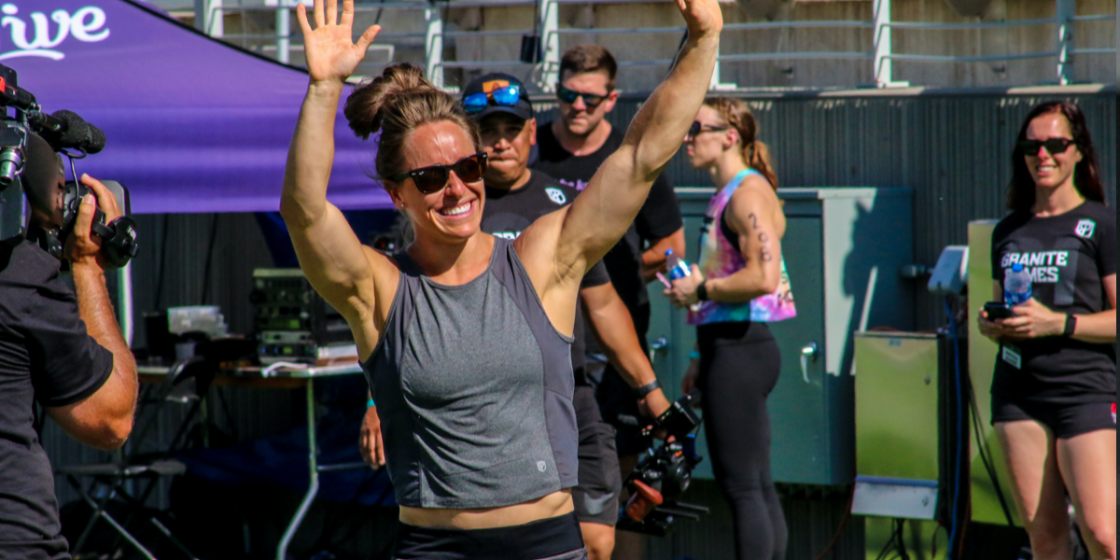 Arielle Loewen: Accidentally Wins the Granite Games, Punches her First Ticket to the CrossFit Games