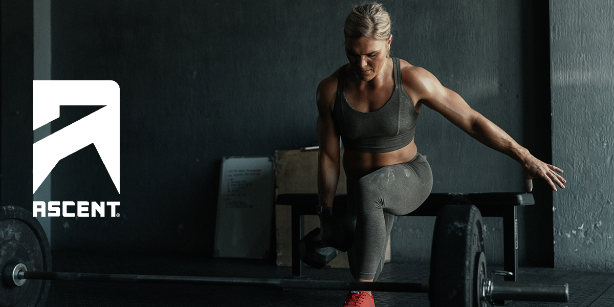 Katrin Davidsdottir Trusts Ascent For Her Muscle Health