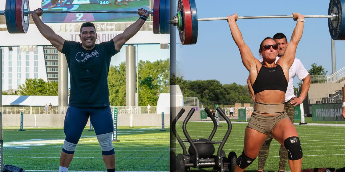 Granite Games Day One Recap: Big Lifts and Olympic Lifting Records Steal the Show Under Friday Night Lights