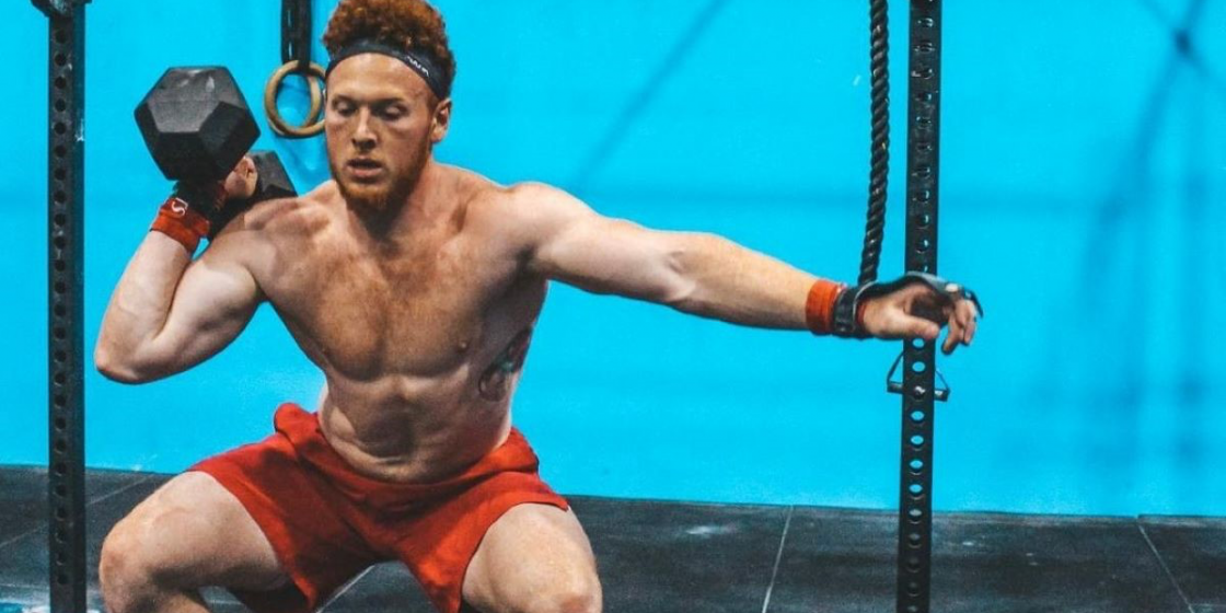 CrossFit Athlete Drew Wayman Is Tuned In and Ready To Conquer the Granite Games