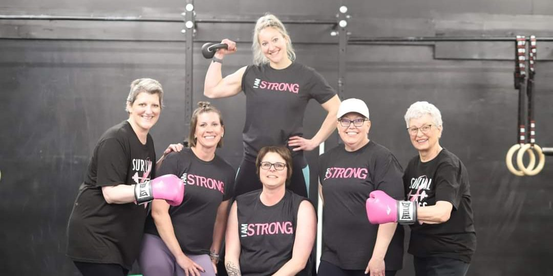 """""""I am Strong:"""" Survivor Fitness Promotes Healthy Movement in Women Affected by Breast Cancer"""