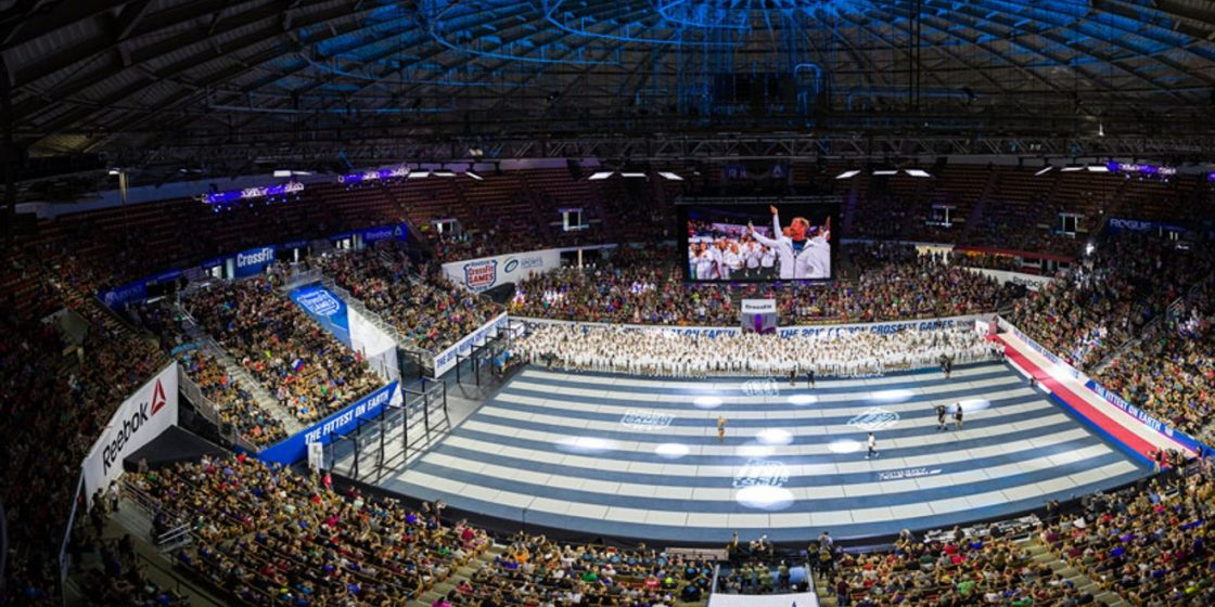 Breaking: CrossFit Announces 2021 NOBULL CrossFit Games Return to CBS Sports
