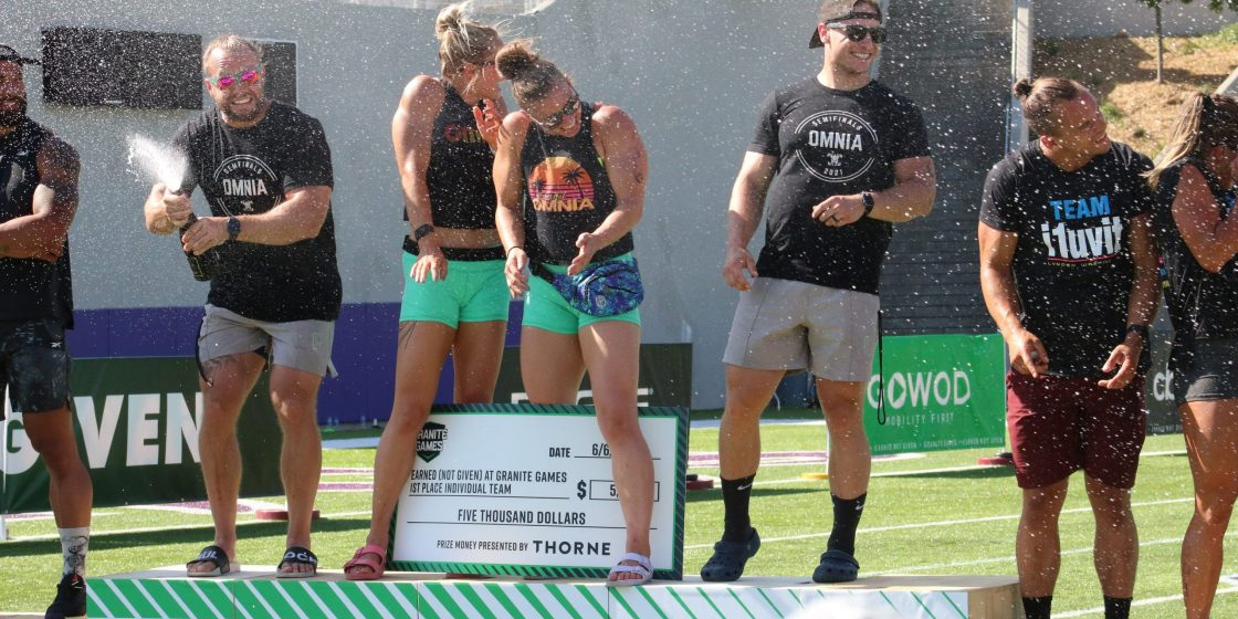 Granite Games Final Recap: Epic Finishes and Close Races Across the Board Cap Off an Entertaining Weekend