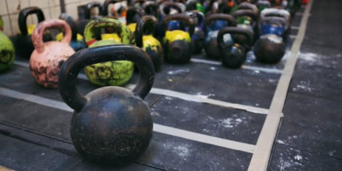 A Collegiate Study That Isn't About How Dangerous CrossFit Is