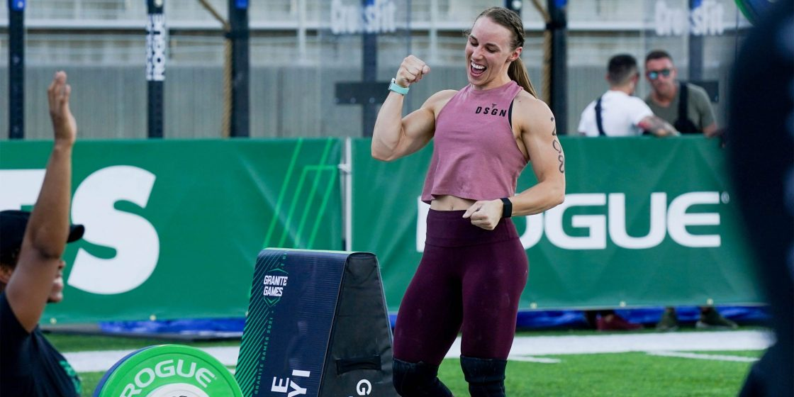 Nicole Mghenyi Showcases Strength at Granite Games, Secures Last Chance Qualifier Opportunity