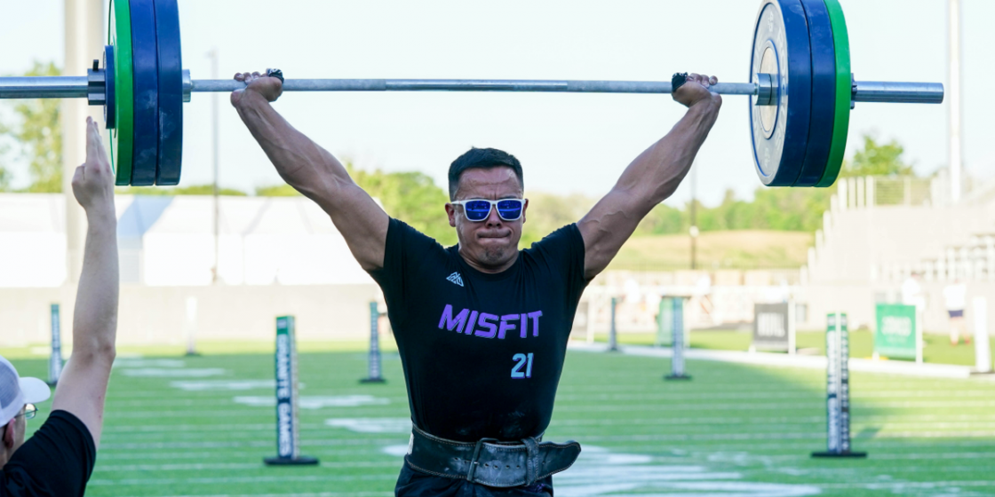 Catching up with Misfit Coach Drew Crandall After The Granite Games