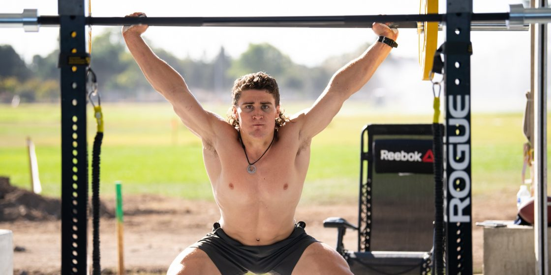 Justin Medeiros Continues Rise to Crossfit Elite With Second-Straight Games Berth