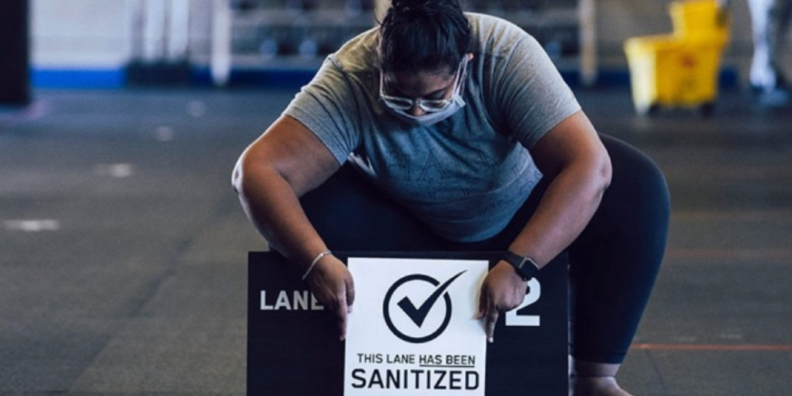 Uncommon Sense: Gym Cleaning Policies, a Year in Review