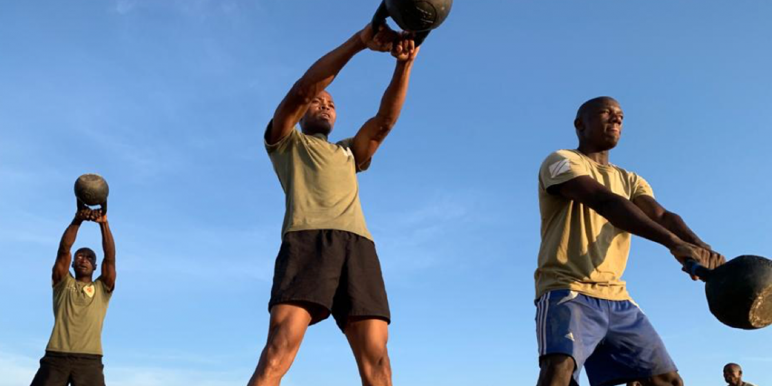 Pull the Pin Programming Teams Up with CrossFit Faru, Trains Anti-Poaching Team in the Serengeti