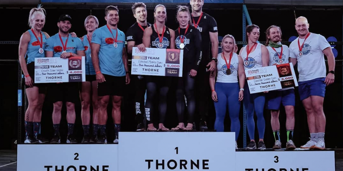 Fittest in Cape Town Final Recap: Smith, Basnett and Eikestad Mighty Oaks Head to the CrossFit Games