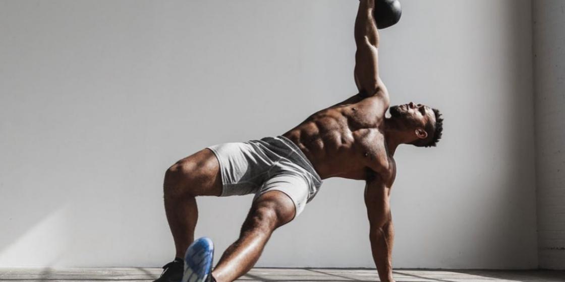 Tola Morakinyo's Workout of the Week