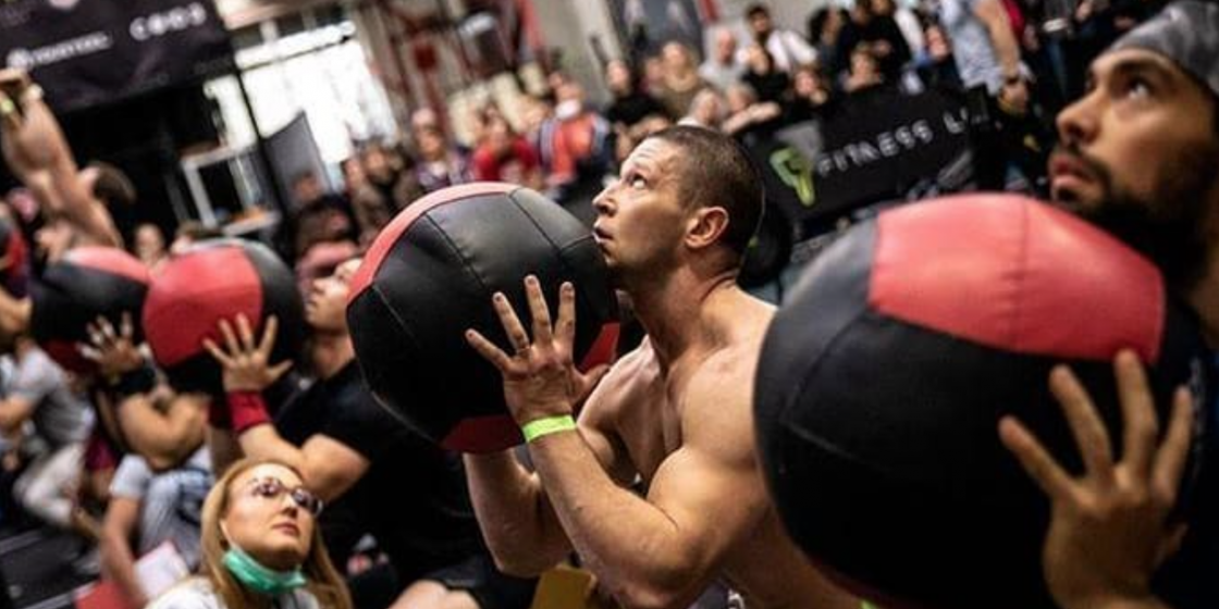 2021 NOBULL CrossFit Games Invitations On the Line At The Asia Invitational