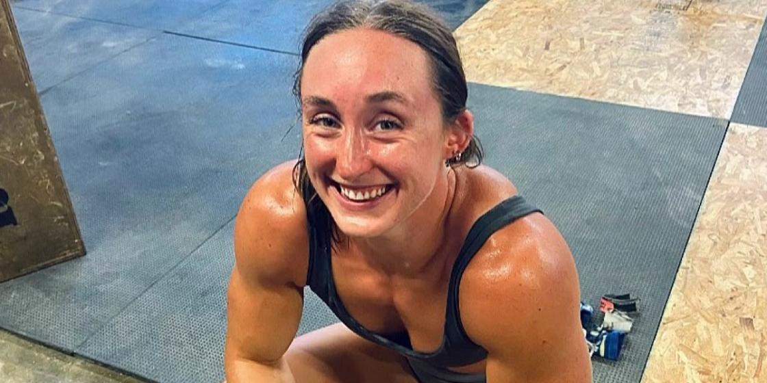 CrossFit Games Rookie Series: Meet Sydney Michalyshen