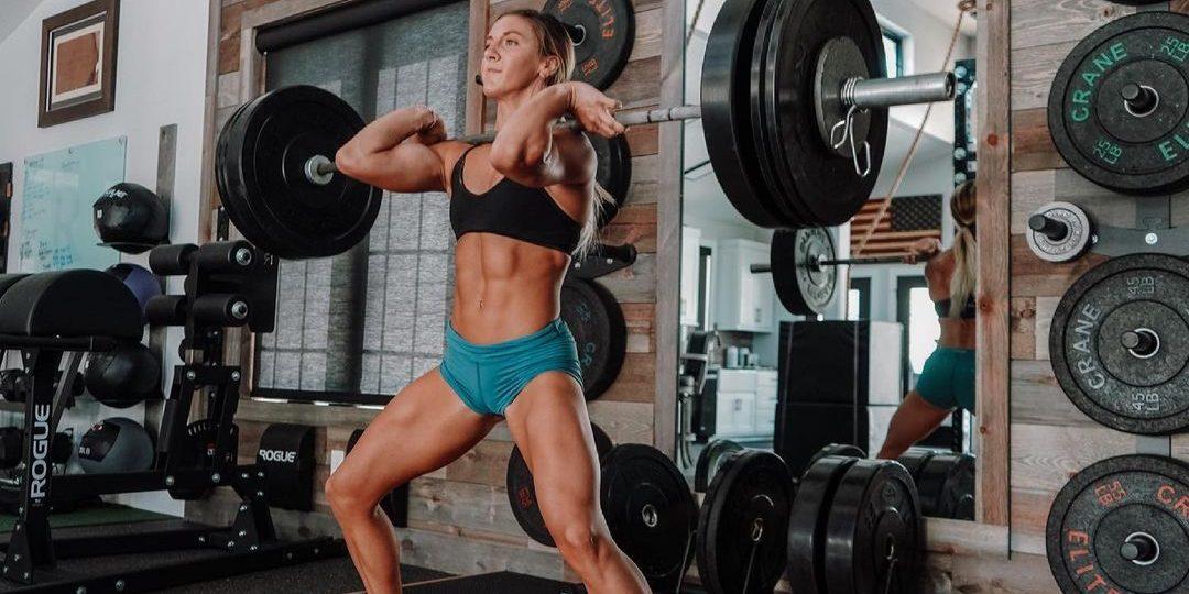 CrossFit Games Rookie Series: Meet Baylee Rayl