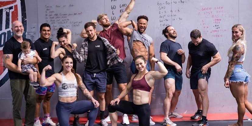 So, You Want to Look Like a CrossFit Games Athlete?
