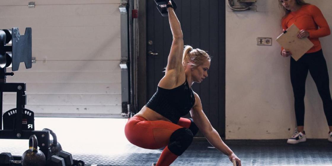 Annie Thorisdottir's Workout of the Week