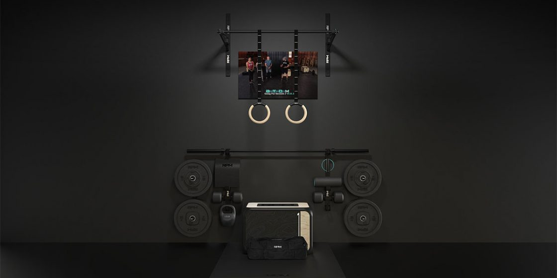 RPM Training Co. Introduces Atom, an At-Home Functional Training Program Package