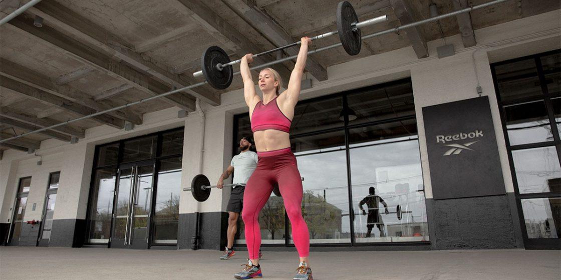 Amanda Barnhart's Workout of the Week