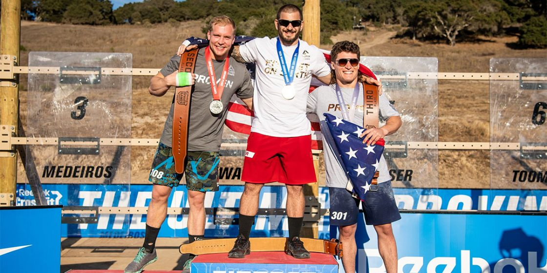 Tommy and Brian Discuss the Men's Podium Contenders for the 2021 NOBULL CrossFit Games
