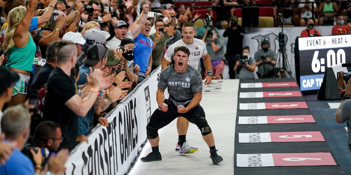 2021 CrossFit Games Individual Day Two Recap, Line-By-Line